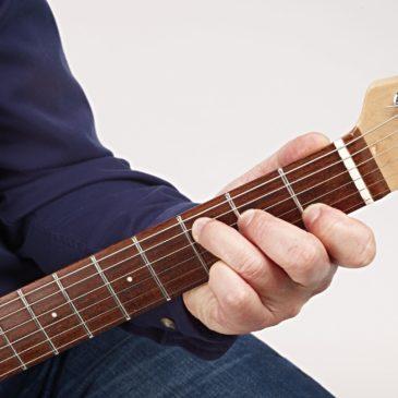 Gleicher Akkord – unterschiedliche Griffe auf der Gitarre?