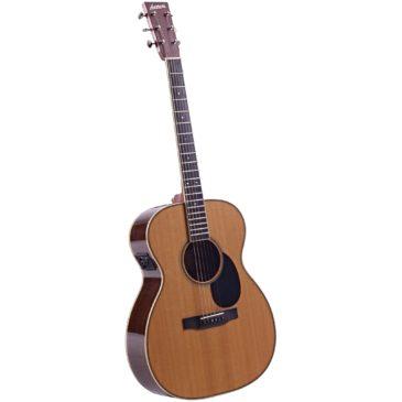 So heißen die Teile einer Akustikgitarre (Foto und Bezeichnungen)