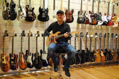 Die besten Gitarren für Anfänger und etwas Fortgeschrittene