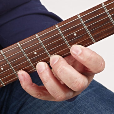 Geschwindigkeit beim Gitarrespielen
