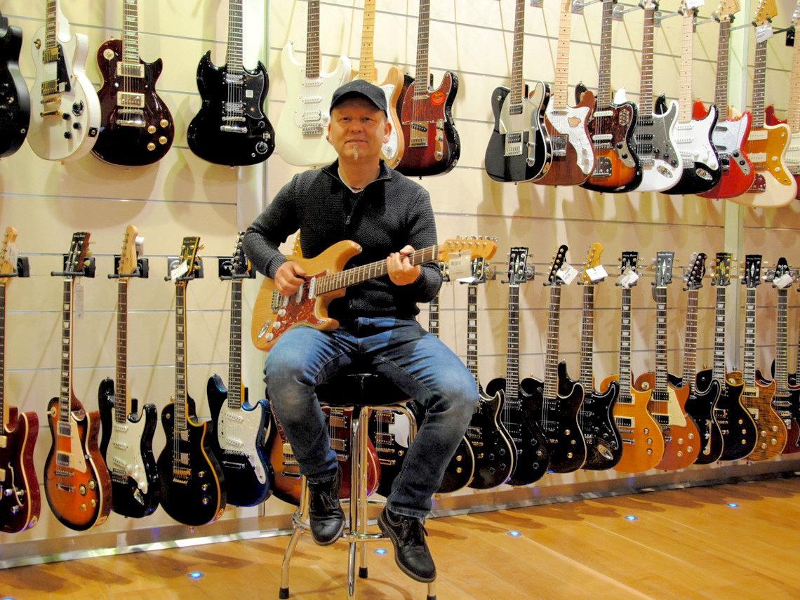 tagen wie diese für gitarre
